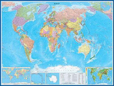 Карты Мира (карта)