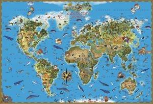 Детские Карты (карта)