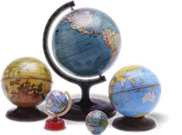 Глобусы (карта)